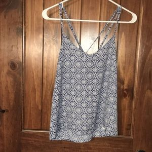 Small hollister tanktop